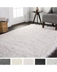 white shag carpet texture. Alexander Home Faux Fur Sheepskin Textured Shag Rug - 3\u0027 X 5\u0027 White Carpet Texture L
