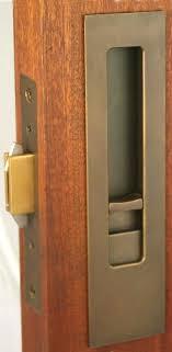 full image for pocket door lockset with key sliding glass door lock keypad privacy pocket door