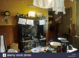 Kitchen Furniture Uk Glasgow The Tenement House Period Kitchen Scotland Uk Interior