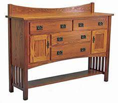 craftsmen furniture. amish oak craftsman furniture sideboard drawers and doors mission also quarter sawn cherry craftsmen s