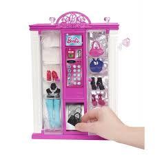 Barbie Vending Machine Beauteous Barbie Life In The Dreamhouse Fashion Vending Machine