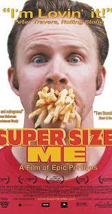 super size me plot summary imdb