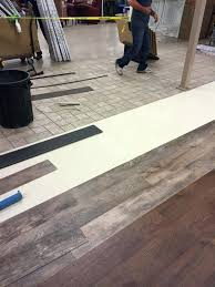 laying vinyl planks plnk laying vinyl flooring on uneven floorboards