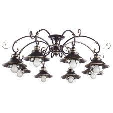 Потолочная <b>люстра Arte Lamp</b> Grazioso <b>A4577PL</b>-8CK - купить в ...