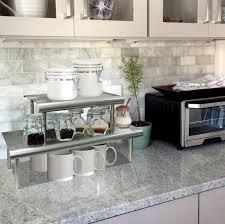 interior kitchen countertop shelves maribo co fabulous counter shelf modest 0 kitchen counter shelf