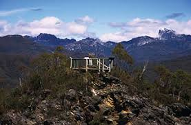 Donaghys Lookout Western Wilds Discover Tasmania