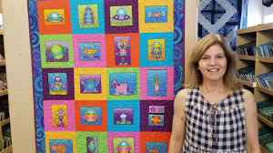 Panel Quilting Made Easy! - YouTube & Panel Quilting Made Easy! Adamdwight.com