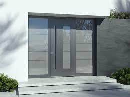 ultimum pure aluminium front doors 626