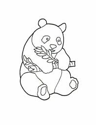 Small Picture Panda Printable Coloring Pages special Panda Coloring Pages
