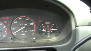 Honda Crv 2000 Engine Light Flashing