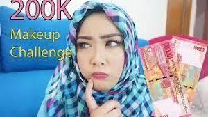 200k makeup challenge indonesia citra artifiani