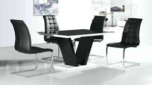 black glass table and chairs black glass high gloss dining table and 4 chairs set black glass end table set