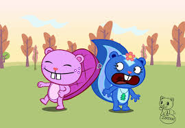 Happy Tree Friends Vending Machine Fascinating Happy Tree Friends Wallpaper Loft Wallpapers