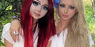 valeria lukyanova and anastasiya shpagina without makeup