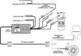 msd coil wiring diagram wiring diagram and hernes gm ignition coil wiring home diagrams