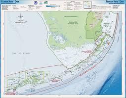 Key Largo Fishing Charts Google Maps Florida Keys Printable Maps