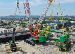 Kobelco 300 Ton Crawler Crane Load Chart Tracking Changes Crawler Crane Developments Article Khl