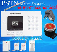 free whole new wireless alarm system pstn home anti theft security alarm system with