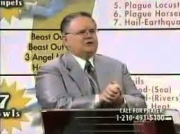 John Hagee Tribulation Chart