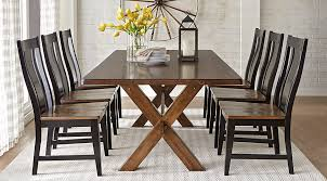 dining room tables. Rectangle Dining Room - Sets Dark Wood Tables N