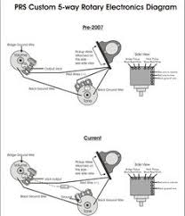 bareknuckle prs 5 way wiring please help!!! harmony central Prs Wiring Diagram rotary switch ce wiring prs 513 wiring diagram