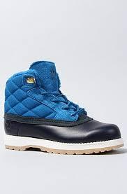 Amazon.com   adidas Men's The Adi Navvy Quilt Boot 7 Blue   Boots & adidas Men's The Adi Navvy Quilt Boot 7 Blue Adamdwight.com