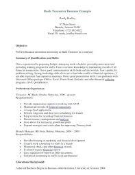Teller Supervisor Resume Bank Branch Manager Resume Assistant Bank