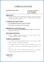 Most Popular Resume Format Adorable Resume Types Resume Types Most Mon Resume Format Fresh Kinds