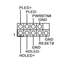 connecting case power switch to motherboard pins don't match Intel E210882 Motherboard Diagram at Motherboard Wiring Diagram Power Reset