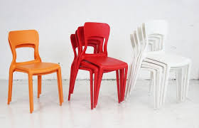 outdoor patio and furniture medium size modern plastic stacking chair colourful bistro coloured dining chair molded