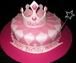 Girls Princess Birthday Cake Wedding Academy Creative Coolest