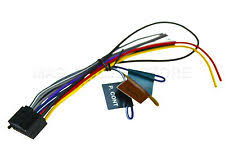 kenwood car audio and video wire harness kenwood kdc mp242 kdcmp242 genuine wire harness pay today ships today
