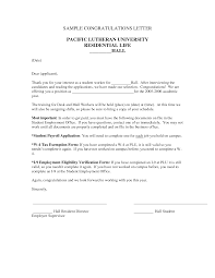 Prize Winner Letter Template Free Sign Up Template