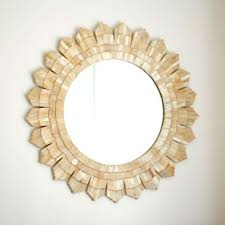 Small Picture Bone Sunburst Mirror Wall Decor Ballard Designs We need a