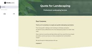 Service Quotes Templates Free Quote Templates Better Proposals