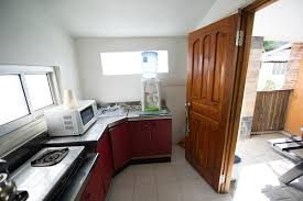 guest house kitchen. For Bookings Or More Information Contact Us At Info@divetimor.com Guest House Kitchen