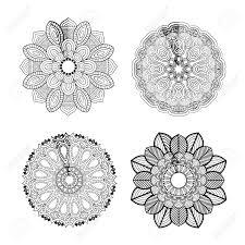 Mandala Indian Designs Beautiful Mandala Design Flower Design Indian Vector Icon