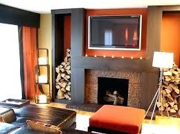 living room interior design with fireplace. Fine Interior Decoration Ideas Burnt Orange Living Room Design Adorable Fireplace  Decorating For Rooms With Walls World Inside Interior