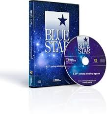 Astrological Charts Pro Blue Star