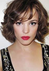 two toned hair 2017 short wavy hairstyle