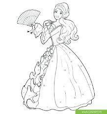 Tổng hợp các chủ đề tranh tô màu công chúa tuyệt đẹp cho bé gái - Jadiny