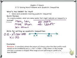quadratics word problems math quadratic algebra purple 9th grade tutoring worksheet with answers simplify matrix advanced abstract notes plot points