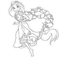 Disney Princess Cartoon Coloring Pages Coloring Pages Cartoon