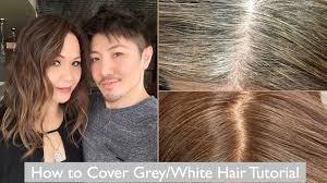 Best Way To Dye Gray Hair