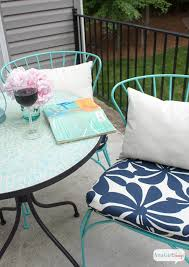 diy outdoor furniture cushions. Brilliant Diy DiY Outdoor Chair Cushions Easy Sew Project And Diy Furniture Cushions R