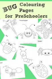 Small Picture The 25 best Preschool coloring pages ideas on Pinterest