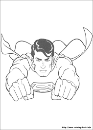 Small Picture Superman coloring pages on Coloring Bookinfo
