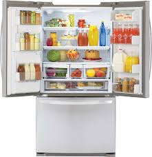 LG LFX21976ST 36 Inch Counter Depth French Door Refrigerator with ...