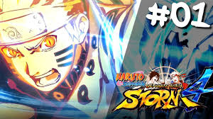 NARUTO SHIPPUDEN ULTIMATE NINJA STORM 4 FR | Playthrough - Episode 1 : Duel  Légendaire - YouTube