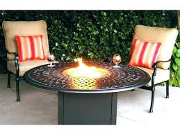gas fire pit table set large size of coffee uk round pits outdoor mainstays pi